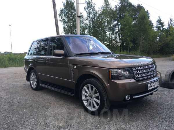 Land Rover Range Rover, 2011 год, 1 600 000 руб.