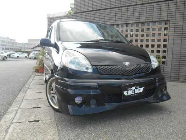 Toyota Funcargo, 2003 год, 160 000 руб.