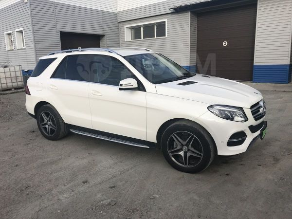 Mercedes-Benz GLE, 2015 год, 3 690 000 руб.