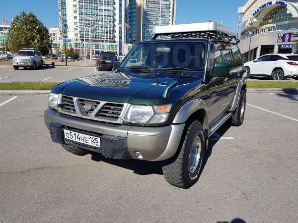 Nissan Safari, 1998 год, 1 030 000 руб.