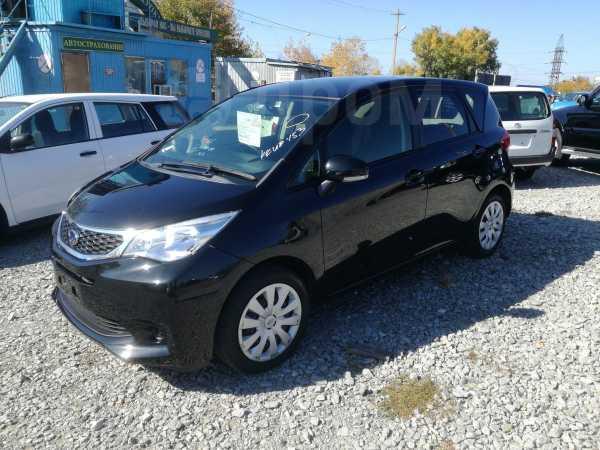 Subaru Trezia, 2014 год, 565 000 руб.