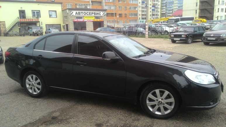Chevrolet Epica, 2011 год, 470 000 руб.