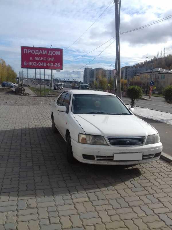 Nissan Bluebird, 2001 год, 205 000 руб.