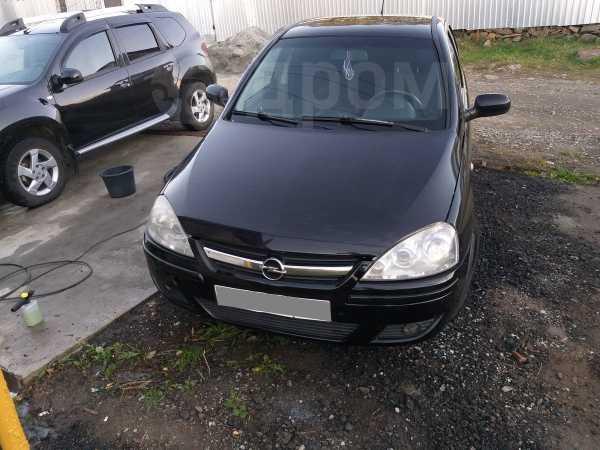 Opel Corsa, 2005 год, 150 000 руб.