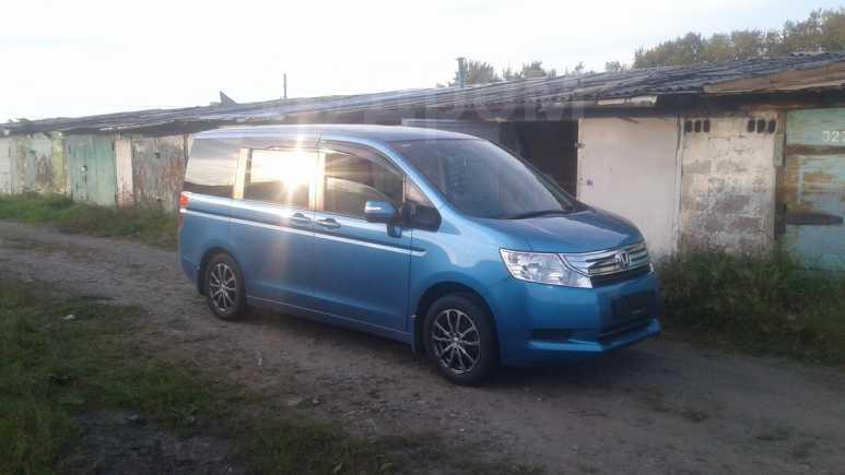 Honda Stepwgn, 2011 год, 980 000 руб.