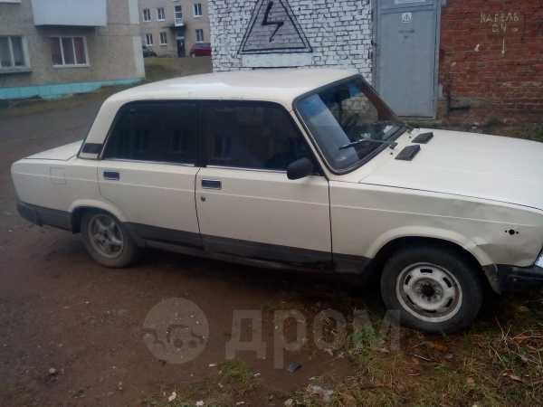 Лада 2107, 1988 год, 25 000 руб.