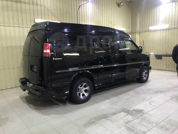 Chevrolet Express, 2008 год, 1 700 000 руб.