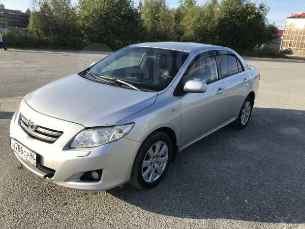 Toyota Corolla, 2007 год, 405 000 руб.