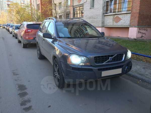 Volvo XC90, 2005 год, 320 000 руб.