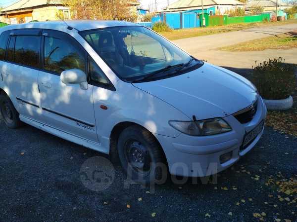 Mazda Premacy, 2001 год, 240 000 руб.