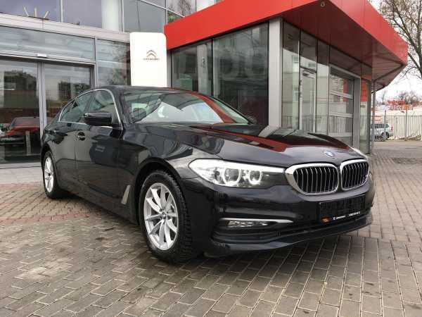 BMW 5-Series, 2017 год, 2 215 000 руб.