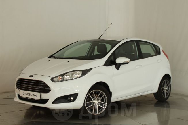 Ford Fiesta, 2016 год, 630 000 руб.