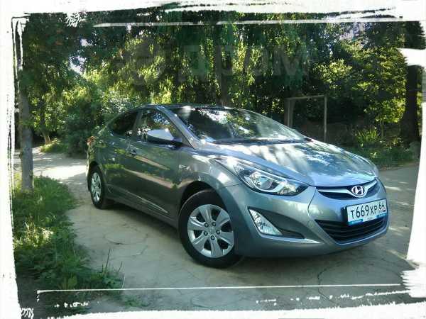 Hyundai Elantra, 2015 год, 740 000 руб.