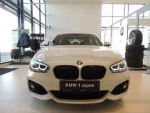 Абакан BMW 1-Series 2018