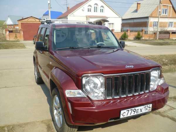 Jeep Cherokee, 2008 год, 950 000 руб.