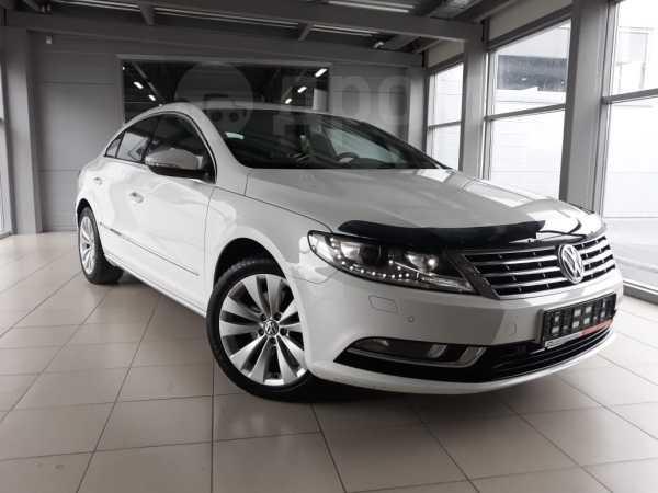 Volkswagen Passat CC, 2012 год, 859 000 руб.