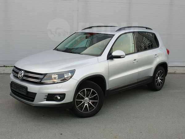 Volkswagen Tiguan, 2014 год, 755 000 руб.
