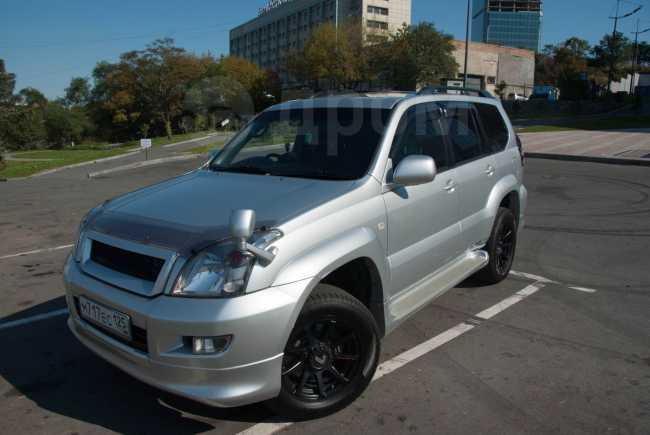 Toyota Land Cruiser Prado, 2007 год, 1 620 000 руб.