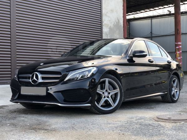 Mercedes-Benz C-Class, 2015 год, 1 880 000 руб.