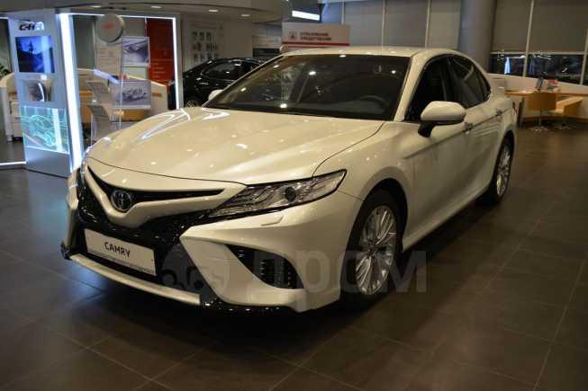 Toyota Camry, 2018 год, 2 437 000 руб.