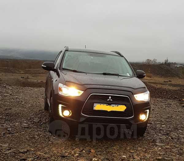 Mitsubishi ASX, 2014 год, 800 000 руб.