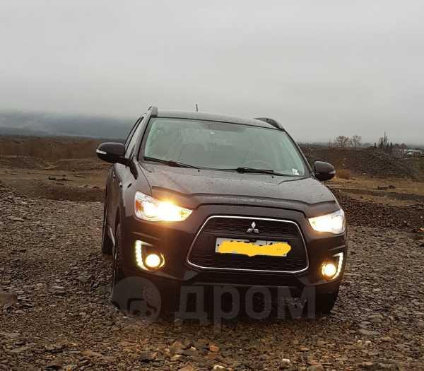 Mitsubishi ASX, 2014 год, 780 000 руб.