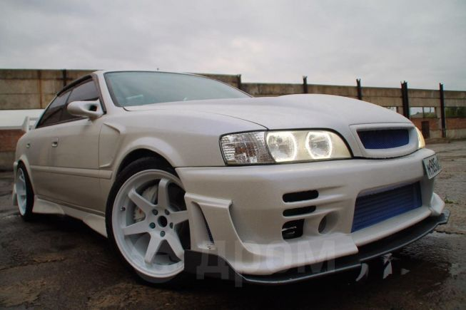 Toyota Chaser, 2001 год, 900 000 руб.