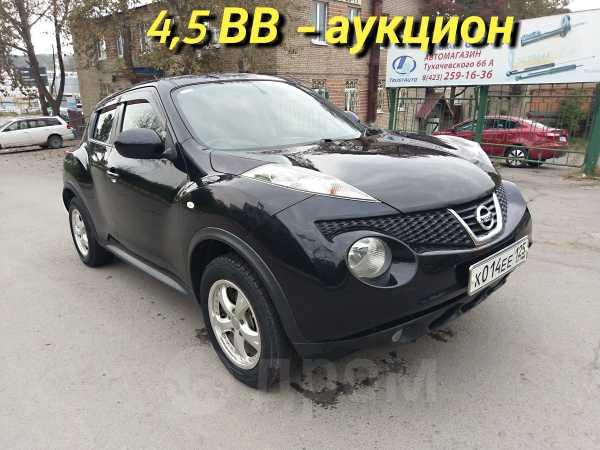 Nissan Juke, 2011 год, 620 000 руб.