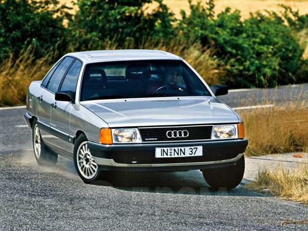 Audi 100, 1983 год, 65 000 руб.