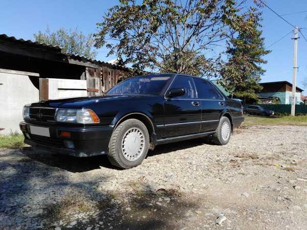 Nissan Gloria, 1989 год, 130 000 руб.