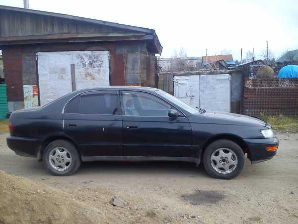 Toyota Corona, 1992 год, 125 000 руб.