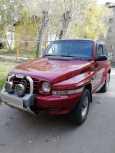 SsangYong Korando, 2002 год, 398 000 руб.