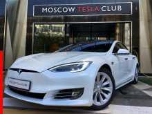 Москва Model S 2017
