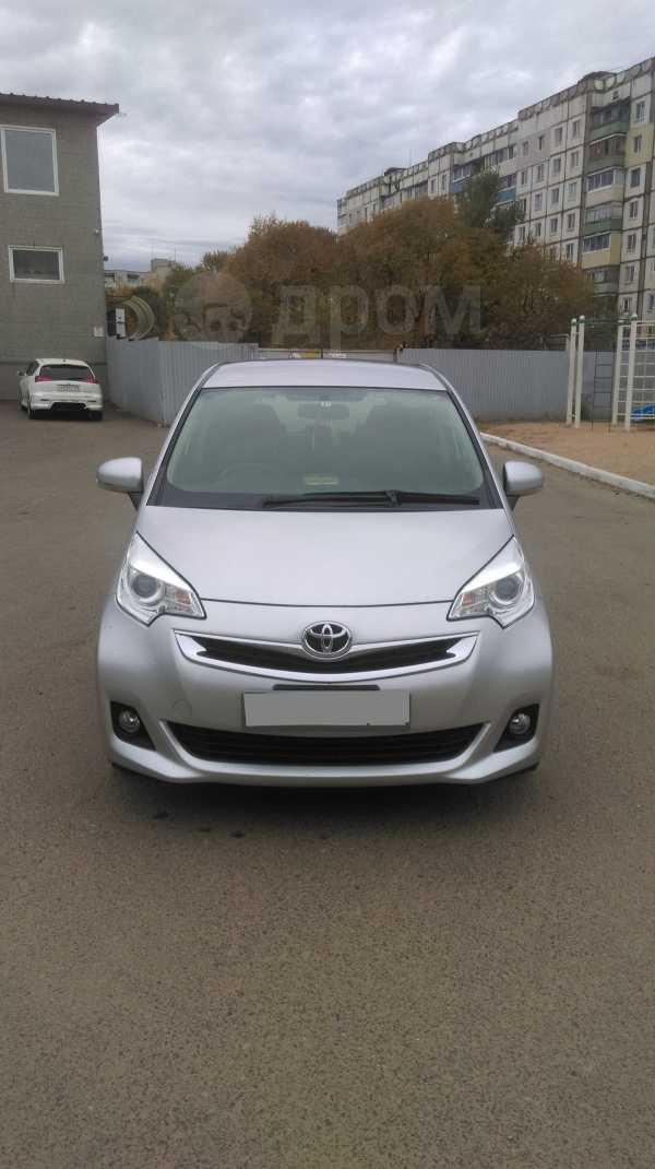 Toyota Ractis, 2014 год, 575 000 руб.