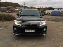 Владивосток Land Cruiser 2014