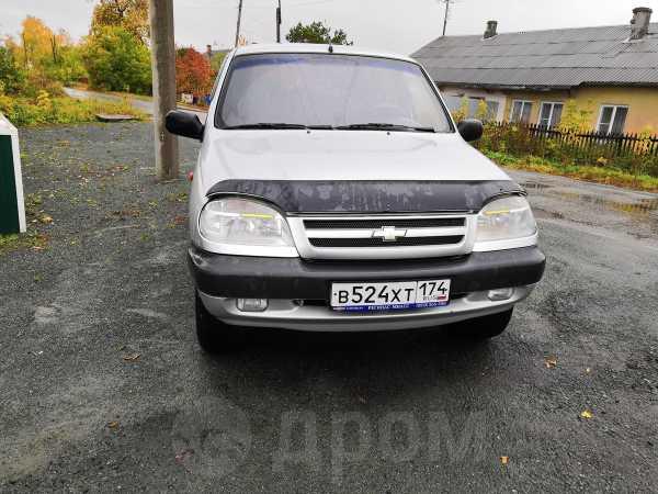 Chevrolet Niva, 2007 год, 212 000 руб.