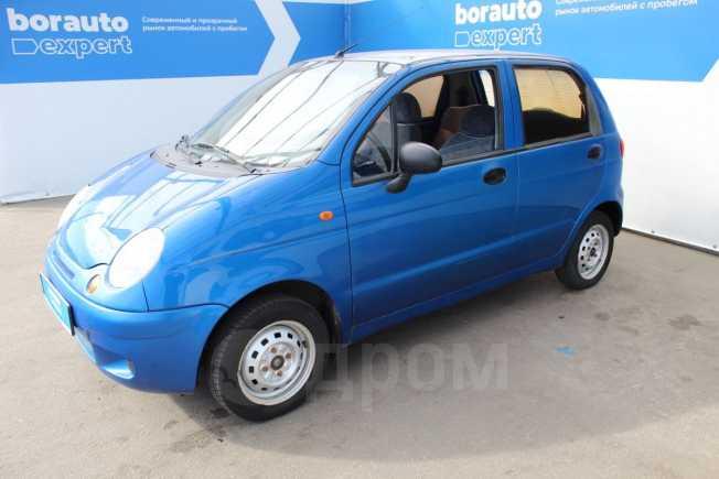 Daewoo Matiz, 2011 год, 117 000 руб.