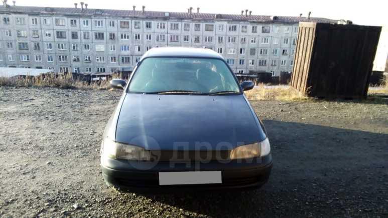 Toyota Caldina, 2001 год, 180 000 руб.