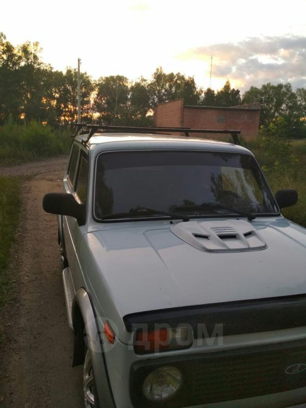 Лада 4x4 2121 Нива, 2010 год, 260 000 руб.