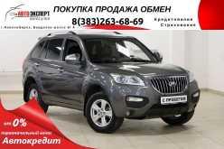 Новосибирск Lifan X60 2015