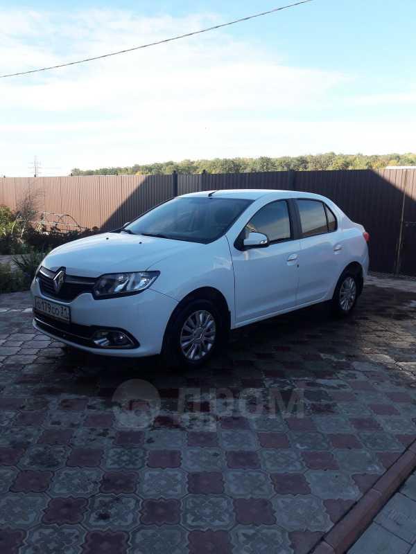 Renault Logan, 2015 год, 450 000 руб.