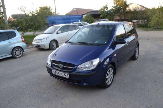 Hyundai Getz, 2009 год, 299 000 руб.