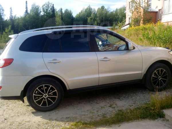 Hyundai Santa Fe, 2010 год, 740 000 руб.
