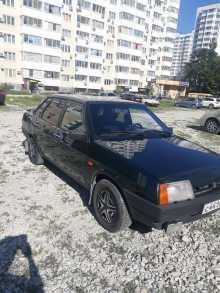 Новороссийск 21099 2004