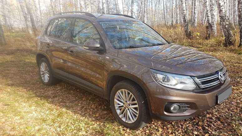 Volkswagen Tiguan, 2014 год, 1 170 000 руб.