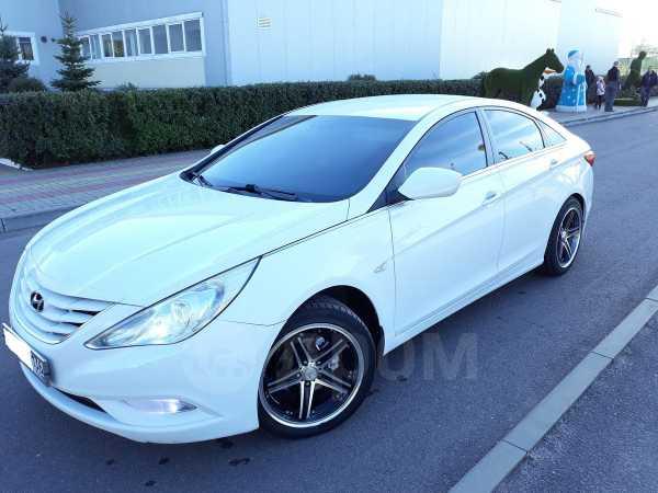 Hyundai Sonata, 2011 год, 599 000 руб.