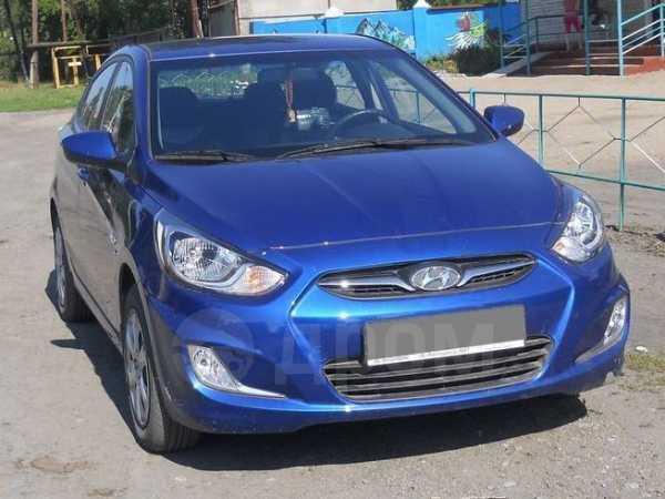 Hyundai Solaris, 2014 год, 530 000 руб.