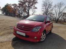 Владивосток Toyota ist 2004