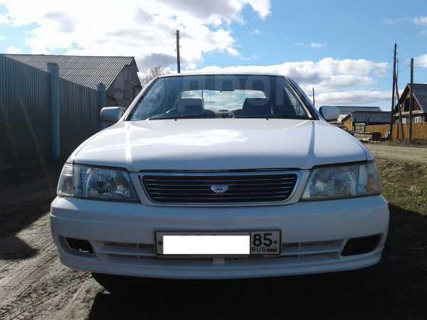 Nissan Bluebird, 2000 год, 220 000 руб.