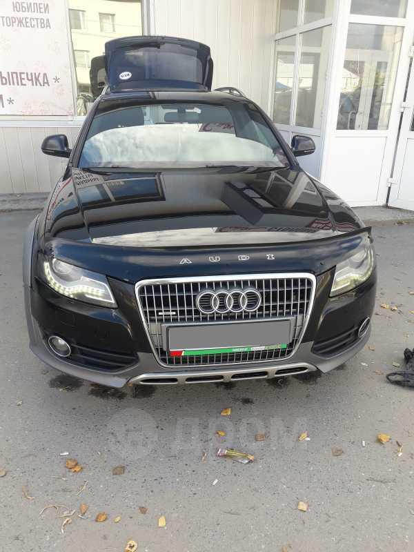 Audi A4 allroad quattro, 2010 год, 850 000 руб.